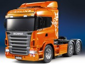 Scania R620 6x4 Highline Full Option RTR Tamiya 23689