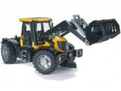 Bruder 03031 Traktor JCB Fastrac 3220 z ładowarką