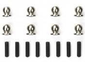 Nakrętki kulowe 6mm Tamiya 54779