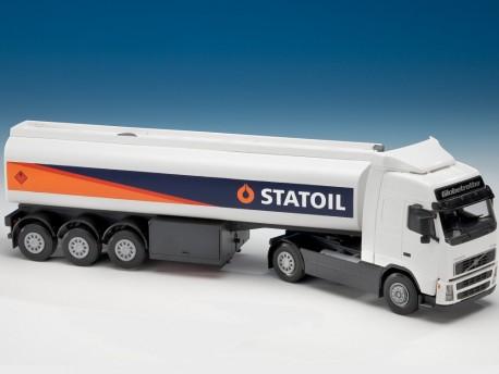 Emek 91002 Volvo FH ciągnik z cysterną Statoil