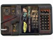 Odbiornik Reflex Pro 3 BEC 5K 2,4GHz Carson 500501535
