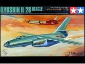 1/100 Ilyushin IL-28 Beagle Tamiya 61601