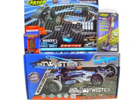 S10 Twister Buggy 2WD - Zestaw 2 LRP 120411