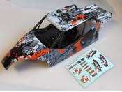Karoseria 1:10 GhostFighter Buggy DF Models 7043