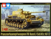 1/48 Panzerkampfwagen IV Ausf. J Sd.Kfz.161/2 Tamiya 32518