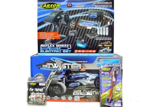 S10 Twister Buggy 2WD - Zestaw 3 LRPz 120411