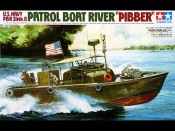 1/35 US Navy PBR31 Mk.II Pibber Tamiya 35150