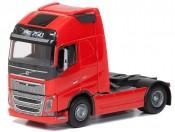 Emek 81335 Volvo FH16 750 XL ciągnik siodłowy czerwony bez naczepy