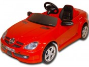 Toys Toys 656414 Samochód elektryczny Mercedes SLK08 6V