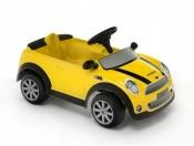 Toys Toys 656443 Samochód elektryczny Mini Cooper Cabrio 6V