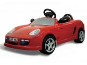 Toys Toys 656254 Samochód elektryczny Porsche Boxter S 6V