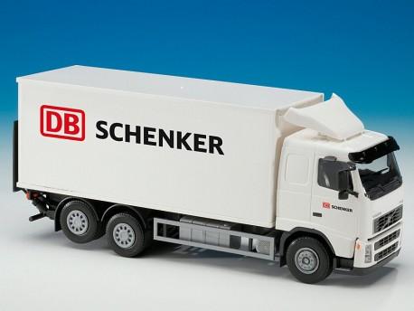 Emek 89111 Volvo FH Schenker z podnośnikiem