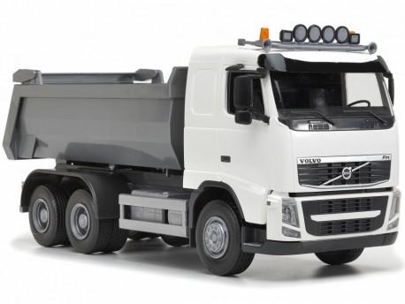 Emek 10152 Volvo FH wywrotka 3-osiowa biała