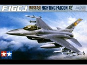 Tamiya 60315 1/32 Lockheed Martin F-16CJ Blk 50 (Fighting Falcon) - foto 1