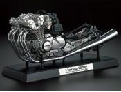 1/6 Honda CB750F - Silnik Tamiya 16024