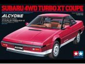 1/24 Subaru 4WD Turbo XT Coupe Alcyone Tamiya 24055
