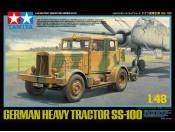 1/48 German Heavy Tractor SS-100 Tamiya 32593