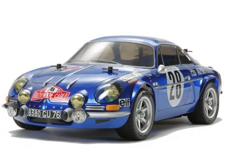 M-06 Alpine Renault A110 MC Tamiya 58591