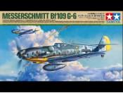 1/48 Messerschmitt Bf109G-6 I Tamiya 61117