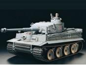 Tamiya 56010 Czołg Tygrys I w.p. p/opcja - foto 1