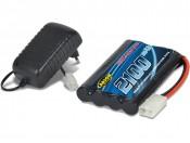 Ładowarka sieciowa 9,6V - zestaw Carson 500607014