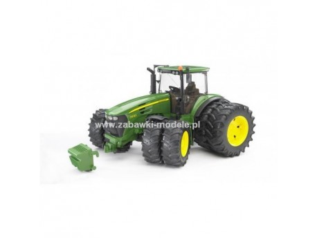 Bruder 03052 Traktor John Deere 7930 z podwójnymi kołami