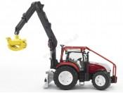 Bruder 03092 Traktor Steyr CVT 6230 leśny