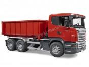 Bruder 03522 Scania R hakowiec