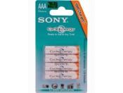 Akumulatory R3/AAA 1,2V/800mAh NiMH Sony NH-AAA-B4K