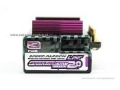 Regulator bezszczotkowy GT2.0 LPF Black Speed Passion EXT98802LPFcb
