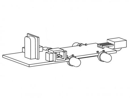 Helikopter LaserHornet 220102 - Elektronika LRP 220102C