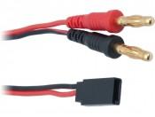 Przewody ładowania Futaba RX/TX LRP 65823