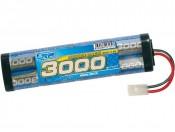 Akumulator 9,6V/3000mAh NiMH PowerPack LRP 71117
