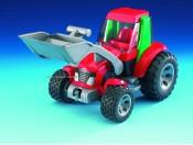 Bruder 20102 Traktor z ładowarką Roadmax