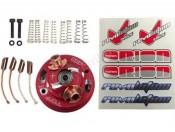 Dekielek aluminiowy Revolution V2 CNC purpurowy - zestaw Team Orion ORI41503