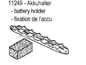 CE-4 Mocowanie akumulatora Carson 500011249