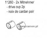 CS Kielichy napędowe (2) Carson 500011260