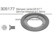 CM 4x4 Gas Devil Zębatka dyferencjału 57T Carson 500305177