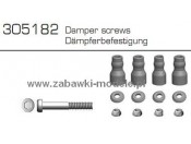 CM 4x4 Gas Devil Mocowanie amortyzatorów Carson 500305182