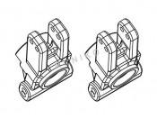 X5ET-B/GT-B Zwrotnice tylne (2) Carson 405341
