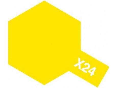 X-24 Clear Yellow emalia 10ml