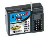 Odbiornik Reflex Pro 4K 2,4GHz FHSS Carson 500501512