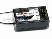 Odbiornik Reflex Stick BEC 6K 2,4GHz FHSS Carson 500501515