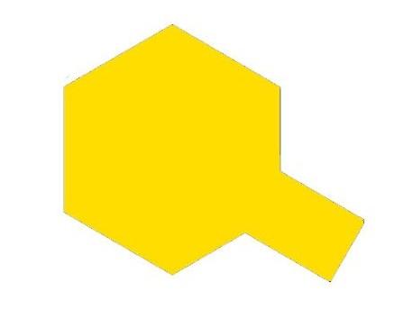 XF-3 Flat Yellow emalia 10ml