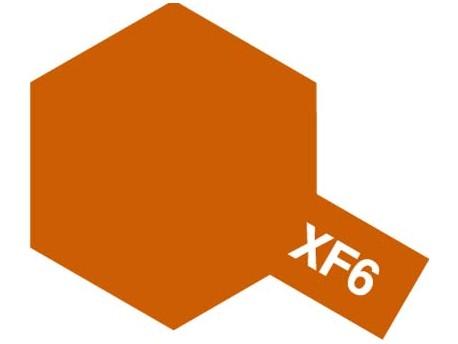 XF-6 Copper emalia 10ml