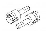 CX Kielichy dyferencjału (2) Carson 500054203