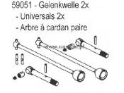 CT Wałki przegubowe Carson 500059051