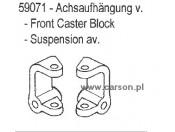 CT Zawieszenie przedniej osi Carson 59071