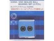 Tamiya 53065 Łożyska kulkowe 12x6x4 - foto 1