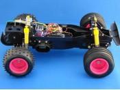 Felgi 1:10 Hilux Monster Racer Tamiya 9335083